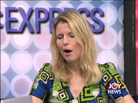 German Interests in Ghana - PM Express on Joy News (19-2-16)