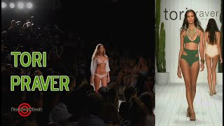Tori Praver 2016 - Miami Swim Fashion Week Fashion Runway  Show - 4 cam Edit