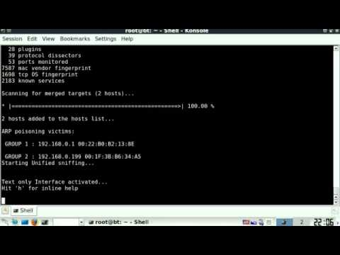 ScreenCast: Using sFTP with SSH, and why FTP is Insecure