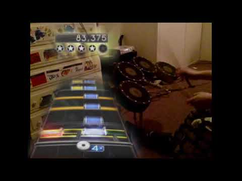 Electric Version 5G* and 100% FC (Rockband 2 Expert Drums)~GWM SPLITSCREEN~