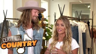 Download Lagu Inside Florida Georgia Line's Brian Kelley's Fashion Empire With Wife Brittney | Certified Country Gratis STAFABAND