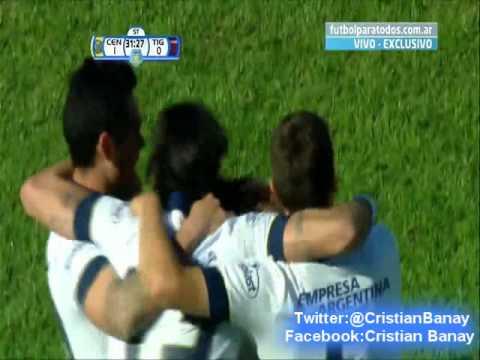 Rosario Central 1 Tigre 0 (Del Plata Rosario) Copa Argentina 2014
