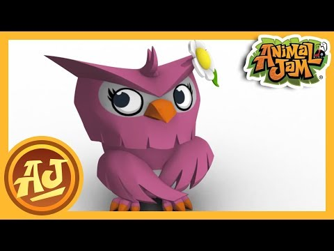 Animal Jam: Owls Out on a Limb