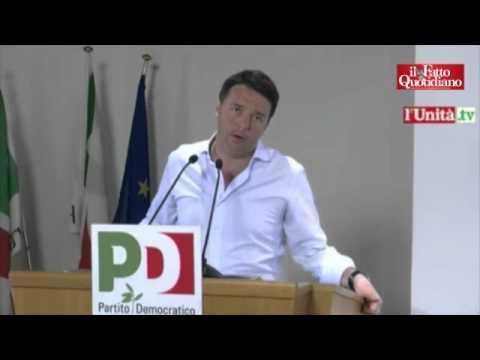 Pd, l'intervento integrale di Matteo Renzi alla direzione nazionale del partito