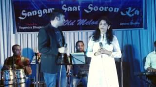 Yeh Tera Ghar Yeh Mera Ghar - Vinod Malviya & Deepali Panchal. A Tribute to Jagjit Singh Sb.