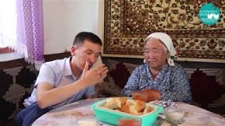 Нурманбет айылынын 10 жылдык бүтүрүүчүлөрү үй салып жалпы кыргыз элине үлгү болду!