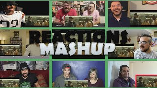 Suicide Squad Official Trailer 1 - Reactions Mashup