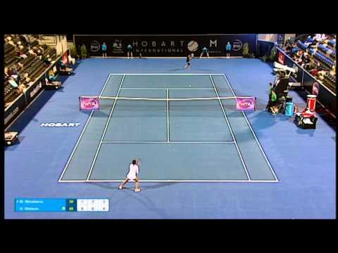 Monica Niculescu vs Heather Watson - Match Highlights