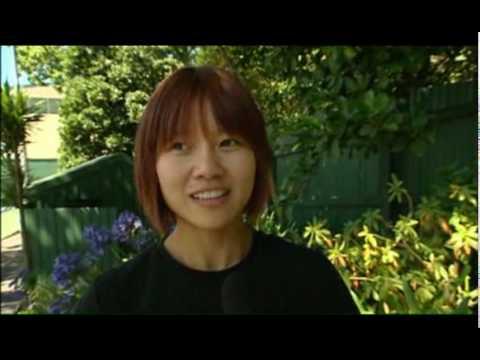 Li Na Takes the Plunge