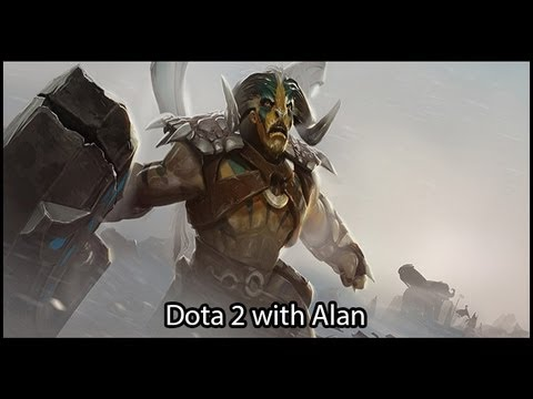 DOTA 2 with Alan: Elder Titan