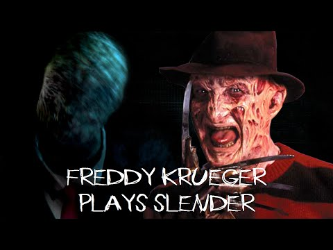 When Freddy Krueger plays Slender