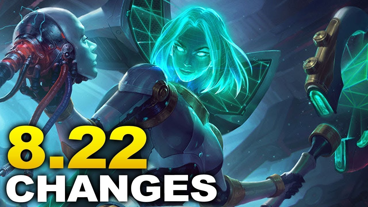 Big new changes and reworks coming in Patch 8.22