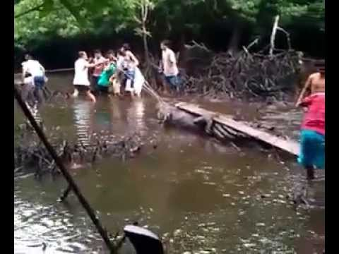 Super Croc Caught in Palawan Philippines