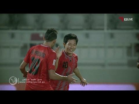 لخويا 3-3 العربي ( أهداف لخويا Lekhwiya Goals )