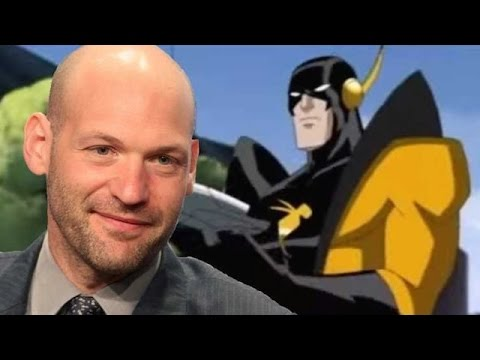Corey Stoll Talks ANT MAN at Comic Con 2014 with AMC