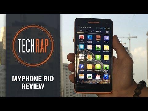 MyPhone Rio (TechRap)