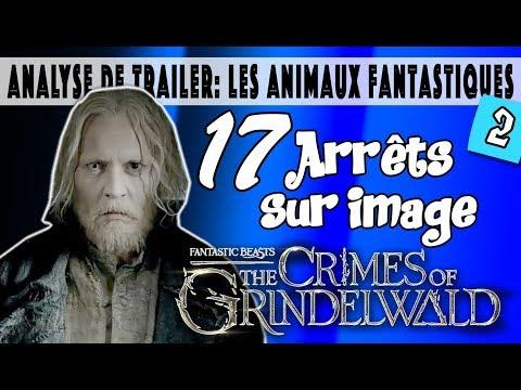 LES CRIMES DE GRINDELWALD - ANALYSE