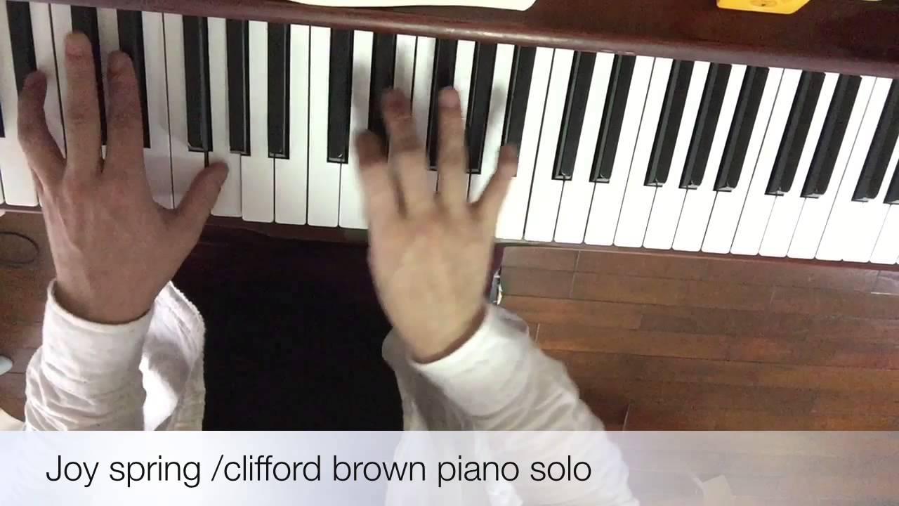 Clifford Brown Transcriptions Joy Spring Joy Spring Clifford Brown