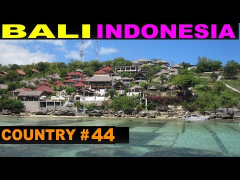 A Tourist's Guide to Bali, Indonesia