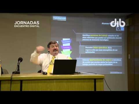 """Consultoría de procesos (Protecmedia) - Jornadas """"Encuentro Digital"""" - Agencia DIB 2015"""