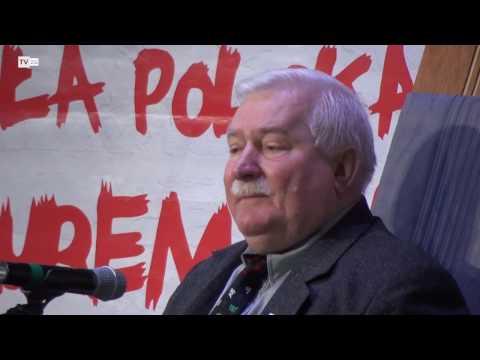 TvZG.pl - Lech Wałęsa W Zielonej Górze