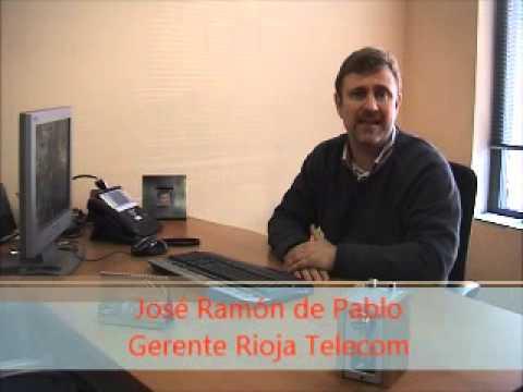 Video Corportivo Rioja Telecom