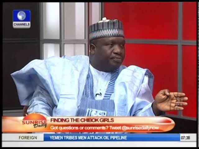 Insurgency: Borno Government Cooperating Well With FG -- Modibbo. PT1
