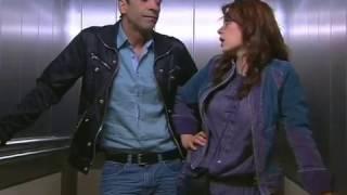 1 Kadın 1 Erkek    Unutulmaz asansör sahnesi
