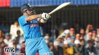 IND vs SA 2nd ODI: MS Dhoni's Match Winning Innings