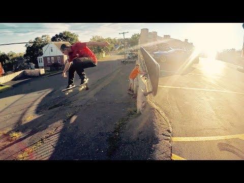 Street Skating with Brandon Westgate - Evan Mansolillo - Tim Savage
