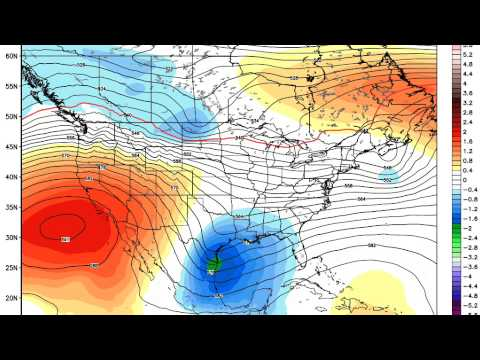 December 15, 2014 Weather Xtreme Video - Afternoon Edition