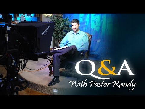 Q&A with Pastor Randy - What is the Meaning Behind Romans 14:5?