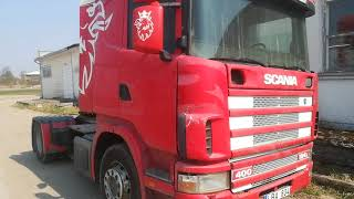 Car For Parts - Truck -Scania 124L 2001 11.7L 298kW Diesel