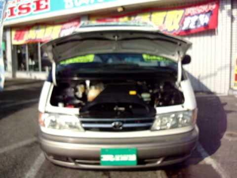 【売約済】TCR21Wエスティマ2.4G4WD千葉県カーショップライズ成田店