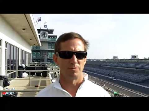 John Andretti's Indy 500 vlog, May 30 - Race Day! Video