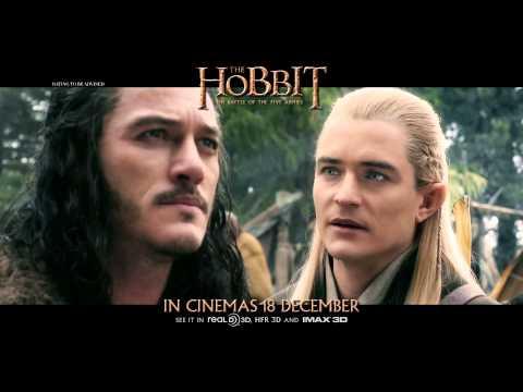 El Hobbit: La Batalla de los Cinco Ejércitos - Spot 5 subtitulado en español y en Full HD