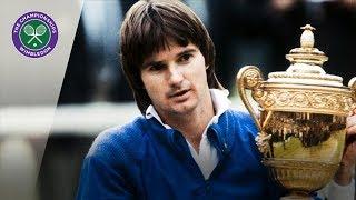 Jimmy Connors vs John McEnroe: Wimbledon Final 1982 (Extended Highlights)