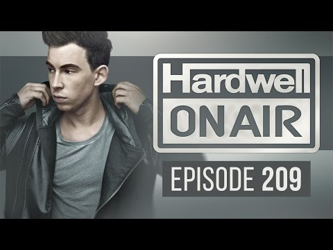 Hardwell On Air 209 video