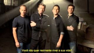 Nickelback - What Are You Waiting For?  LegendadoTraduццёo PT - BR