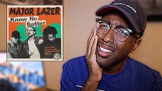 Major Lazer - Know No Better Feat. Travis Scott, Quavo & Camila Cabello (REVIEW / REACTION)
