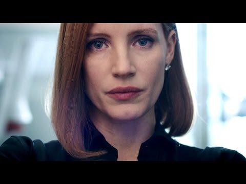 Мисс Слоун — Русский тизер-трейлер (2017)