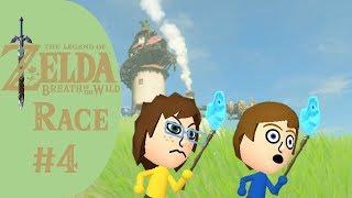 Tech Lab Torch Race - The Legend of Zelda: Breath of The Wild Race Part: 4