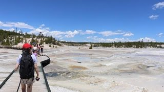 Yellowstone officials announce body will not be recovered from hot spring