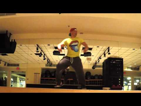Tippy Toe By Dj Francis Freestyle Fitness® video