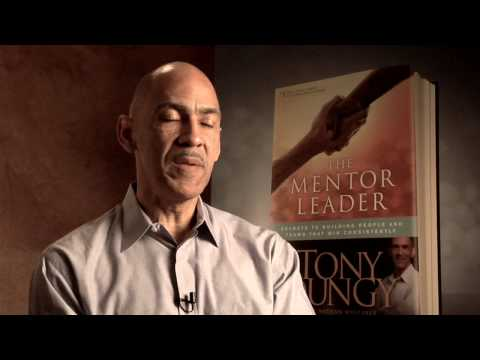 Tony Dungy: The Mentor Leader Does Not Need to Have all the Answers