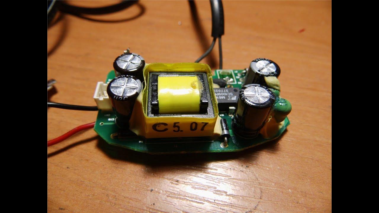 Драйвер для светодиодов своими руками: простые схемы с 13