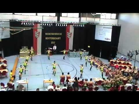 Young Sensation - Niederbayerische Meisterschaft 2012