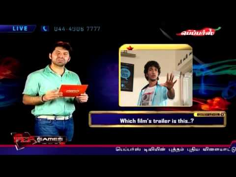 Tamil Game Show – Pep Games, April 26
