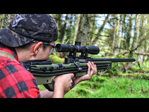 Airsoft War M16 M1A1 M4 P90 POW Scotland