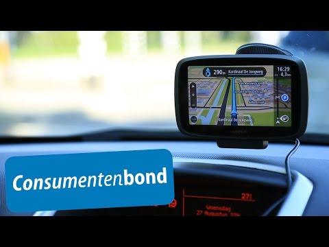 TomTom GO 500 S - Review (Consumentenbond)